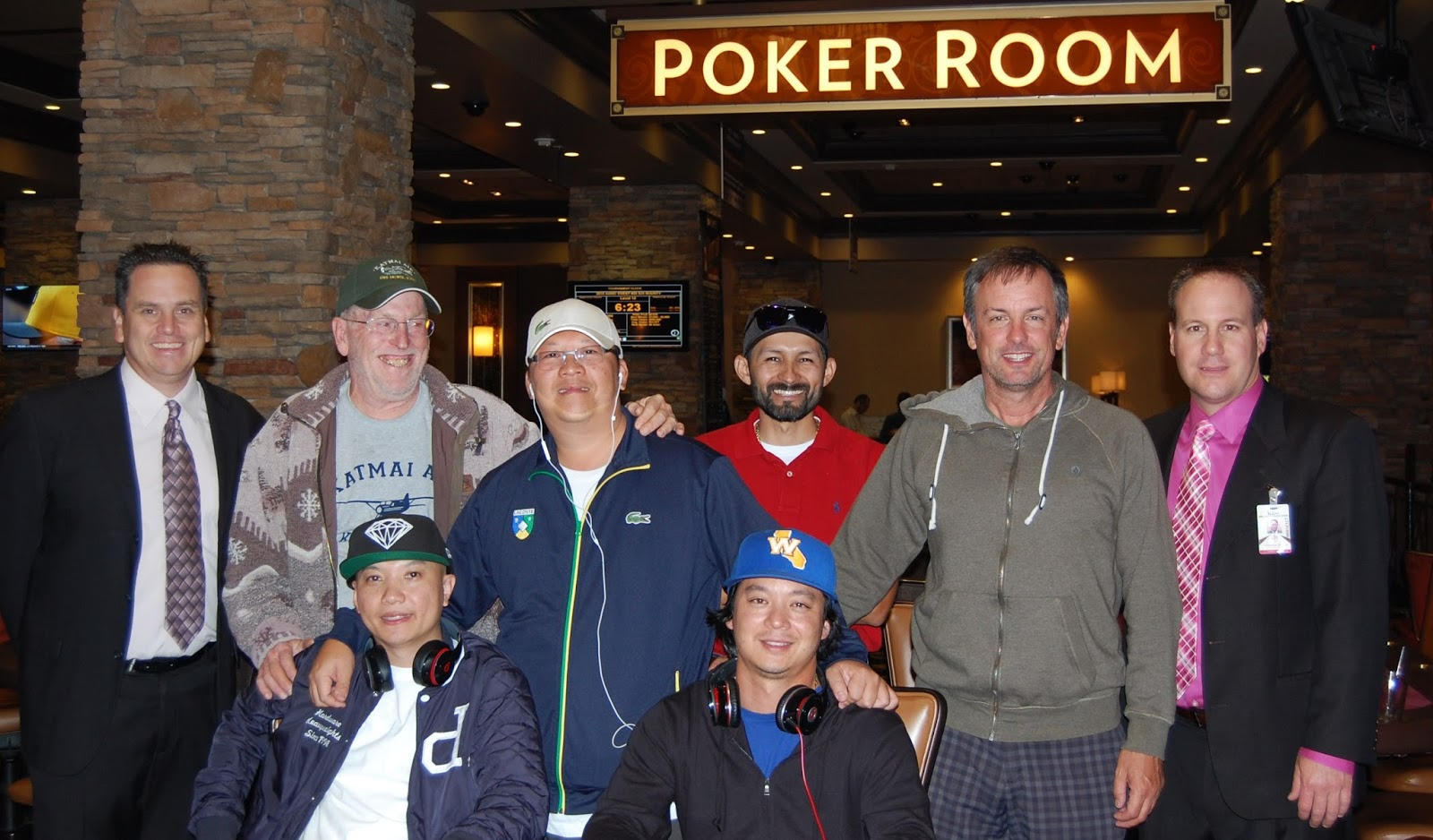 Lincoln poker league
