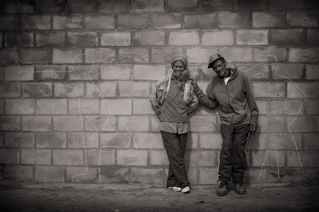 A street photograph taken in Darling Western Cape South Africa.