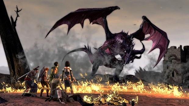 30 minutes to the playing style of Dragon Age 3 Inquisition,Dragon Age 3 Inquisition
