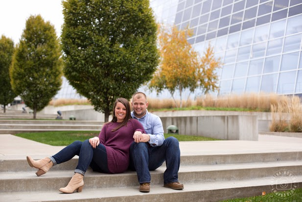 OSU Engagement Pictures