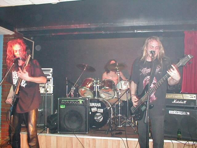 Erektion Brutal Death Metal Band from France, Erektion, Brutal Death Metal Band from France