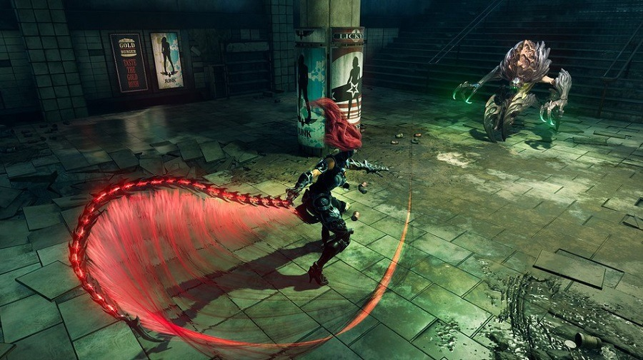 Darksiders 3 Torrent Imagem