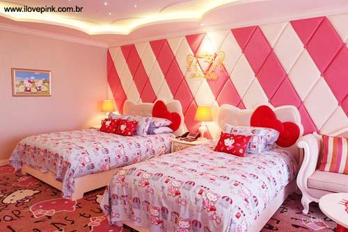 HANNA quartos de princesas ~ Quarto Rosa E Amarelo