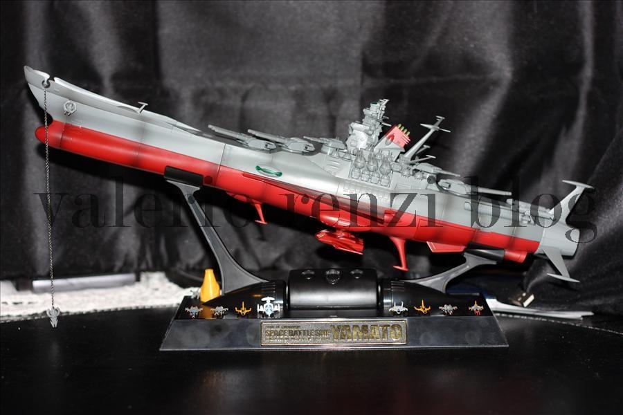 Valerio renzi soul of chogokin gx space battleship yamato