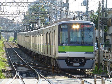 京王電鉄 急行 京王多摩センター行き 10-300R形340F(2015.5廃車)