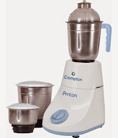 Buy Crompton Greaves Proton Mixer Grinder Rs. 1,699 only at Snapdeal.