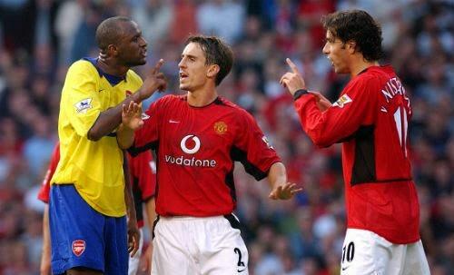 Arsenal - MU: Quá khứ vàng son nay còn đâu
