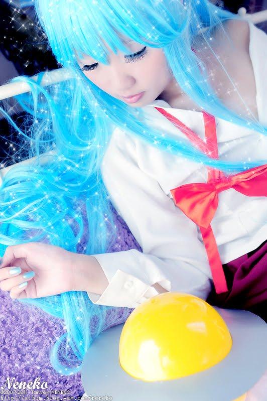 CosRain.Com Neneko's COSPLAY - Erio Towa