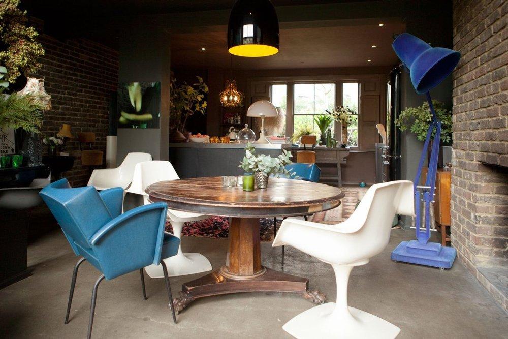 La personalísima casa de Abigail Ahern