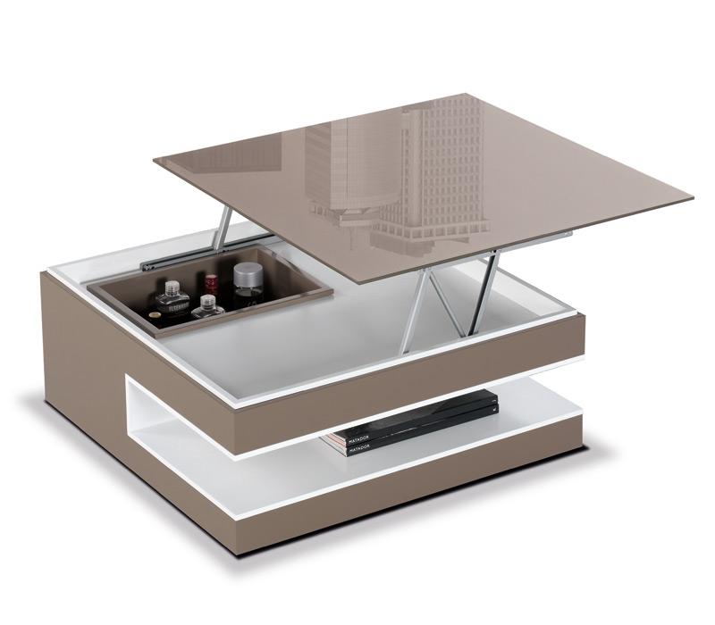 Mesas de centro de dise o for Mesas bajas de diseno