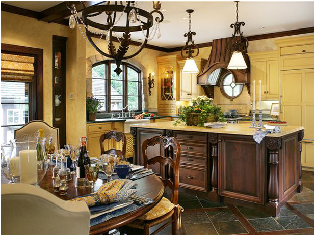 Old world kitchen ideas room design inspirations for Old world style kitchen