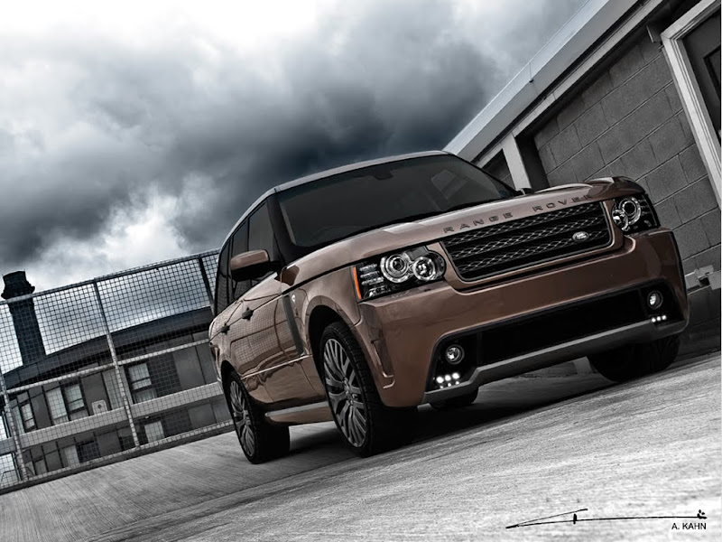 Range Rover Autobiography RS600 Cosworth-Tuner Project Kahn