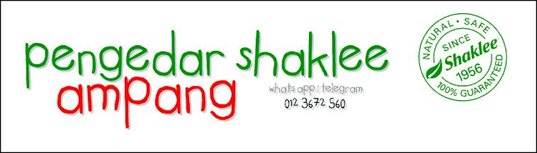 Pengedar Shaklee Ampang