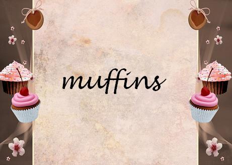 MUFFINS Y MADALENAS VARIADOS