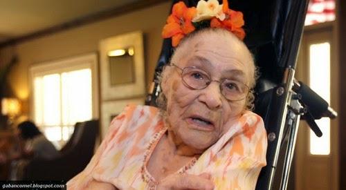 Gertrude Weaver Wanita Yang Tertua Didunia Yang Terbaru