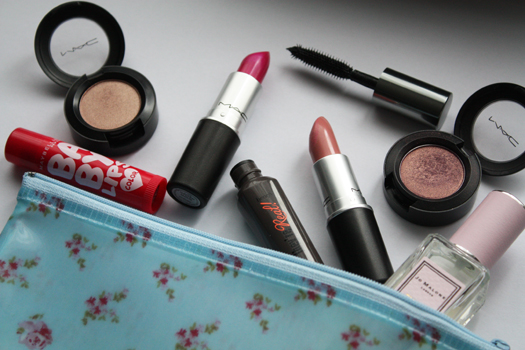 The Makeup Bag: April