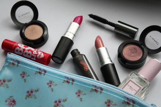 The Makeup Bag: April