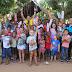 Florêncio Neto entrega presentes a crianças no Parque Rui Barbosa