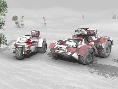 Strategy Pack 2 - Trike and Quad