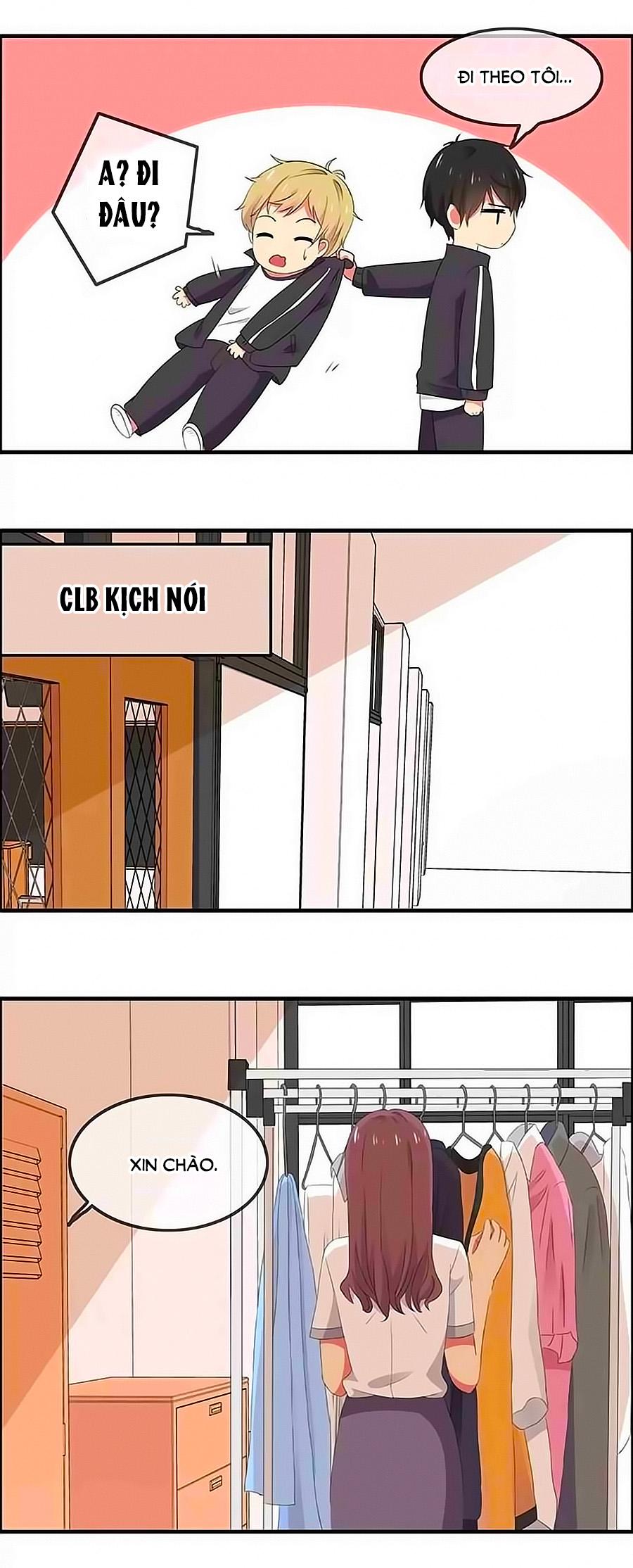 Đại Thần Tình Yêu Chớ Chạm Tôi Chap 33 Upload bởi Truyentranhmoi.net