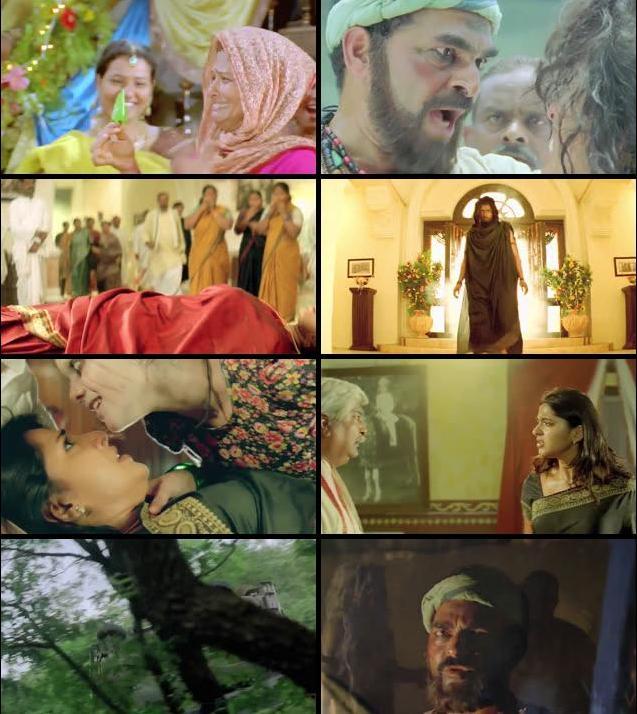 Arundhati 2009 Hindi Dubbed 480p BluRay 350mb