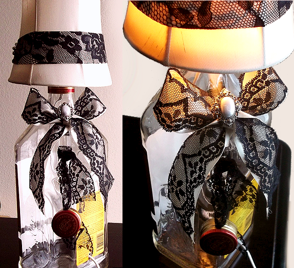 Jose Cuervo Lamp Tequila Lamp