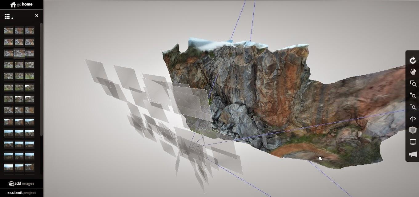 Quarry - 3D Photomesh