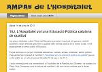 Bloc Ampas de L'Hospitalet