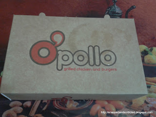 O'Pollo Grilled Chicken and Burgers