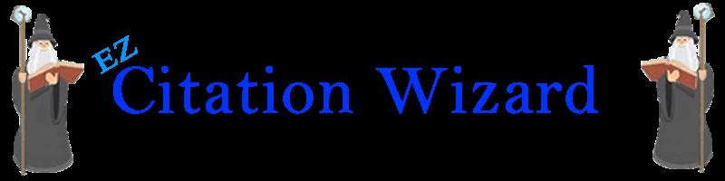Citation Wizard User Feedback