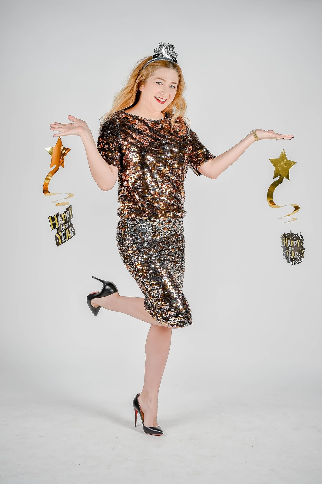 dress style, new year's eve