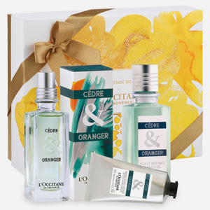 L'Occitane La Collection de Grasse Eau de Toilette Spray