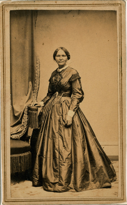 Elizabeth Keckley A Freed Slave And The First Female