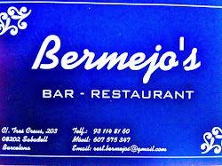 Restaurante Bermejo's. Cerca de la Fira.Sabadell