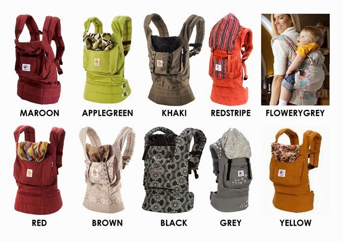 ❤ ERGO BABY CARRIER ❤ ~ NEW ARRIVAL ~