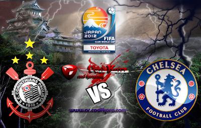 Hasil Pertandingan Chelsea Vs Corinthians