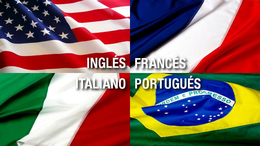 CURSOS COMPLETOS DE IDIOMAS GRATIS !!! ( INGLÉS / FRANCÉS / ITALIANO / PORTUGUÉS )