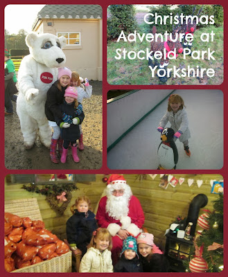 Christmas Adventure at Stockeld Park