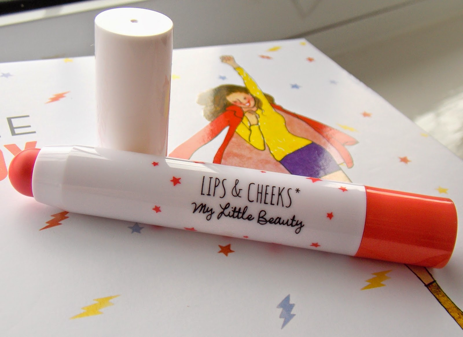 My Little Beauty- Lip & Cheek Crayon