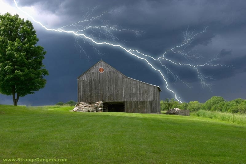 the country boy spring thunderstorms