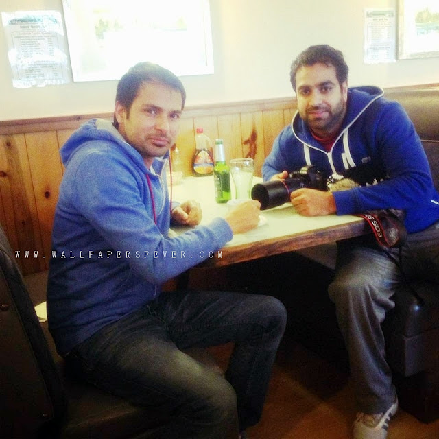 Director of song wakh sukh Sanghera and amrinder gill