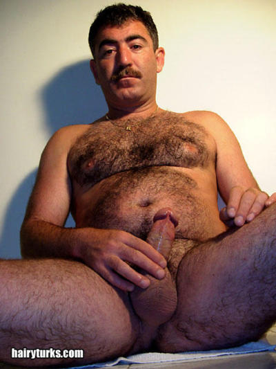 men turkish Naked hairy