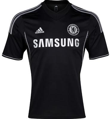 Third Kit Adidas Del Chelsea 2013 2014
