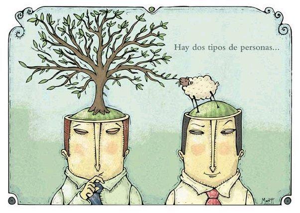 HISTERIAS DE VIDAS HAY DOS TIPOS DE PERSONAS