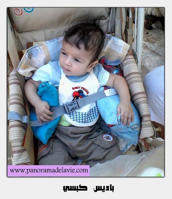 نمو و تطور الطفل الرضيع في الشهر السابع: