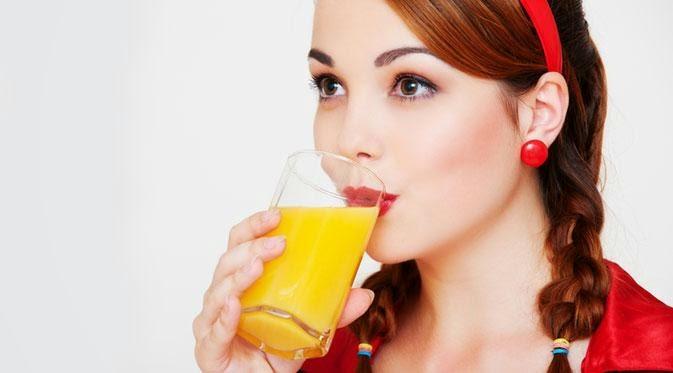 Hati-hati Minum Jus Ternyata Berbahaya
