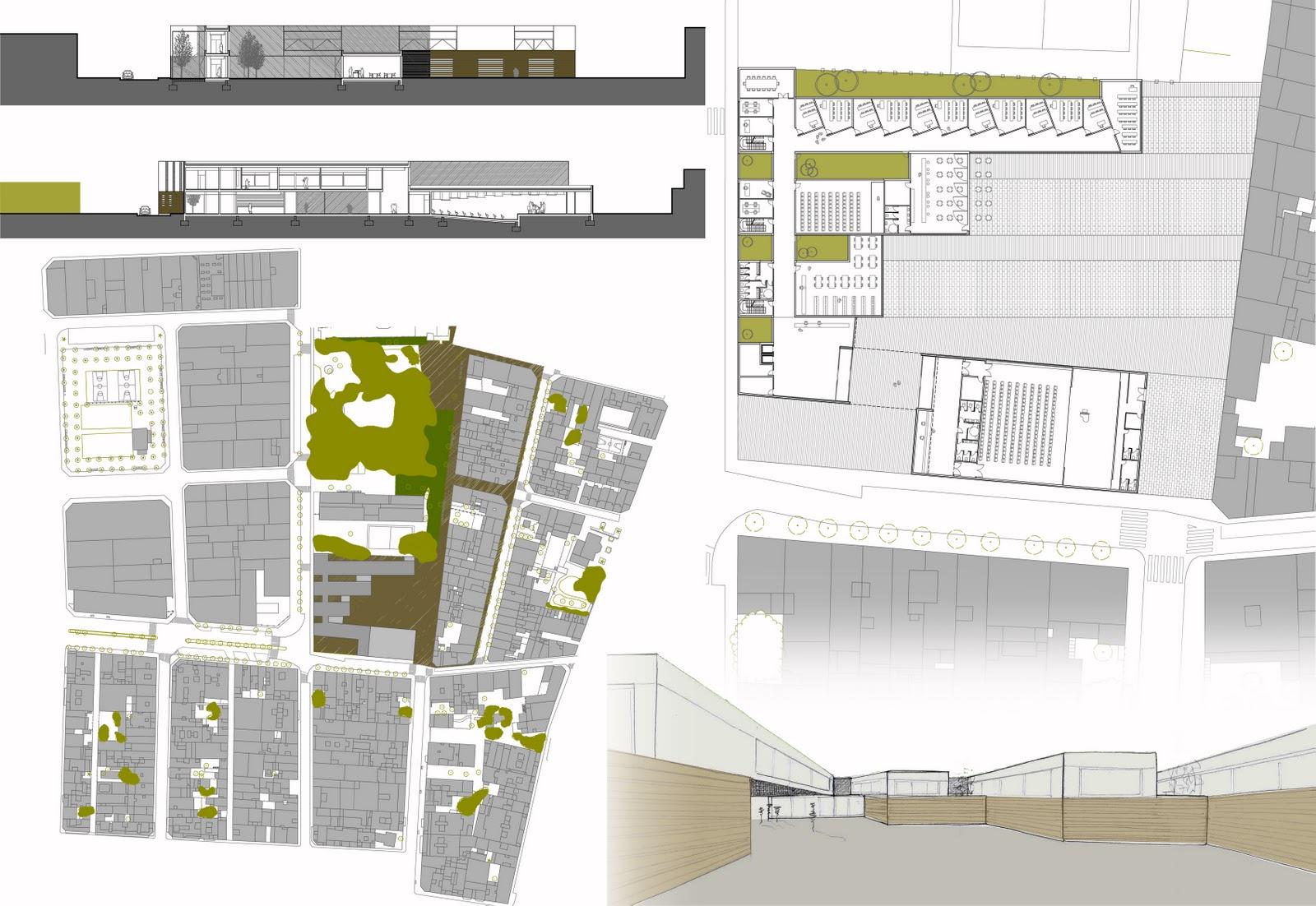 Msb arq for Cursos facultad de arquitectura