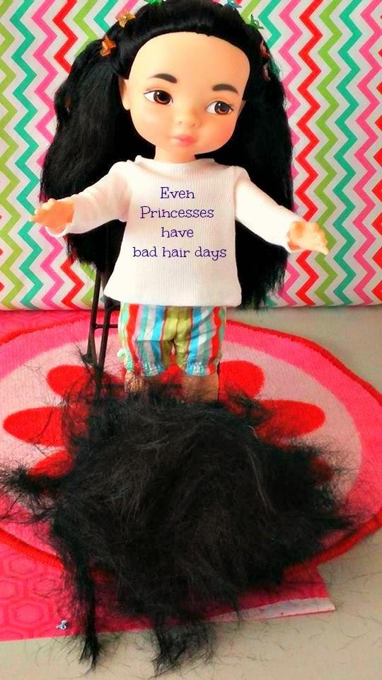 Doll Make Over Disney Animator S Mulan Update