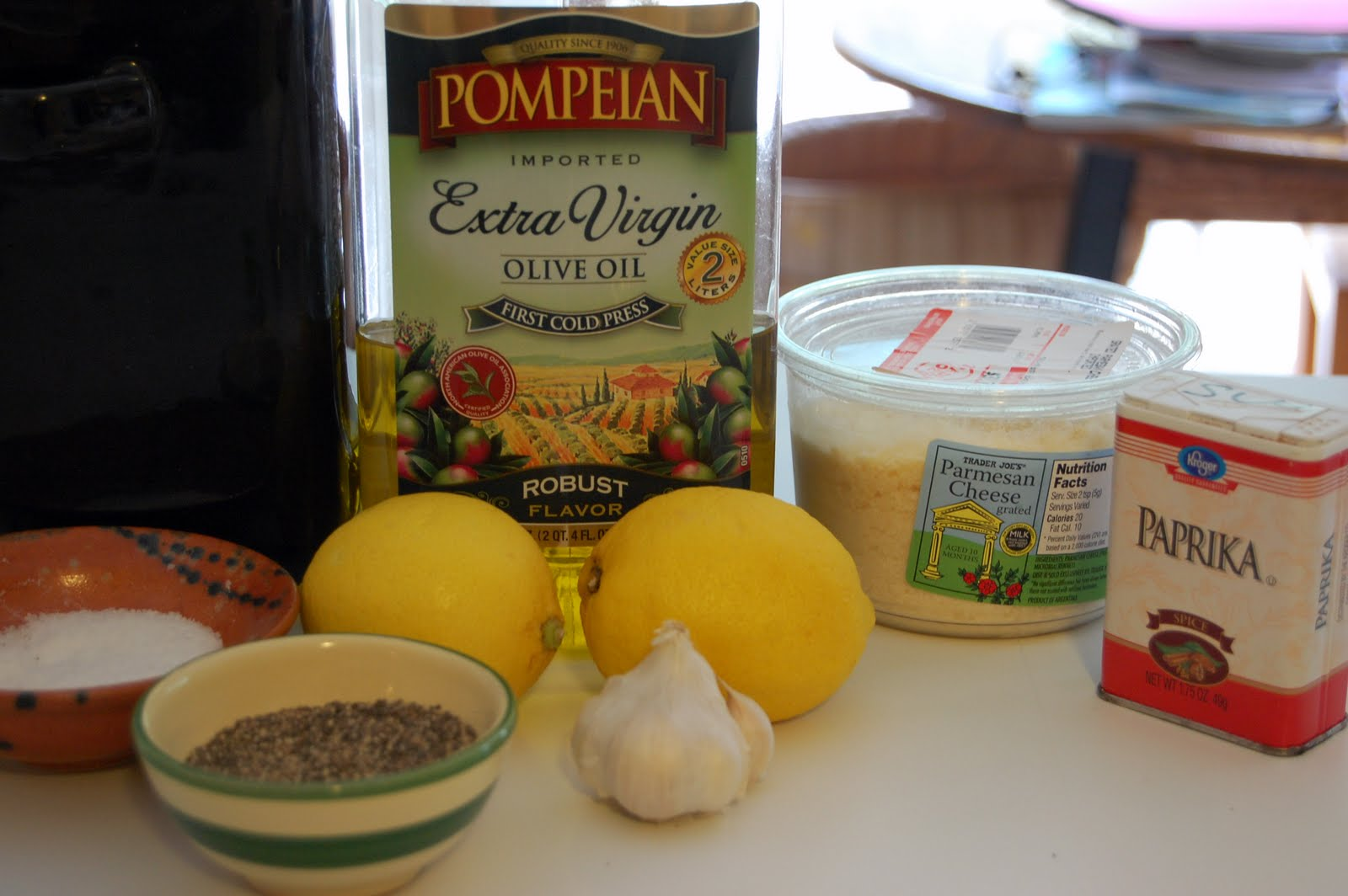 Healthy Cooking for a Picky Husband: Italian Salad Dressing