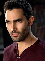 teen wolf - tyler hoechlin as derek hale